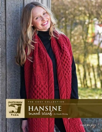 Hansine Snood Scarf