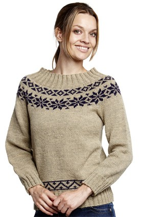 BC - Norsk sweater