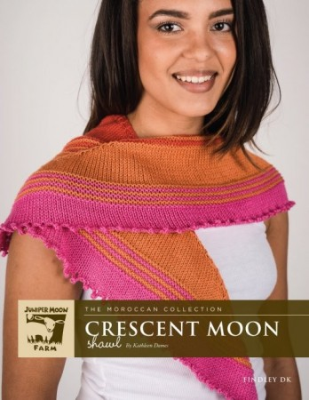 Crescent Moon shawl (hefte)