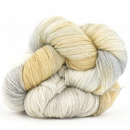 Mohair Wool 2ply Lace